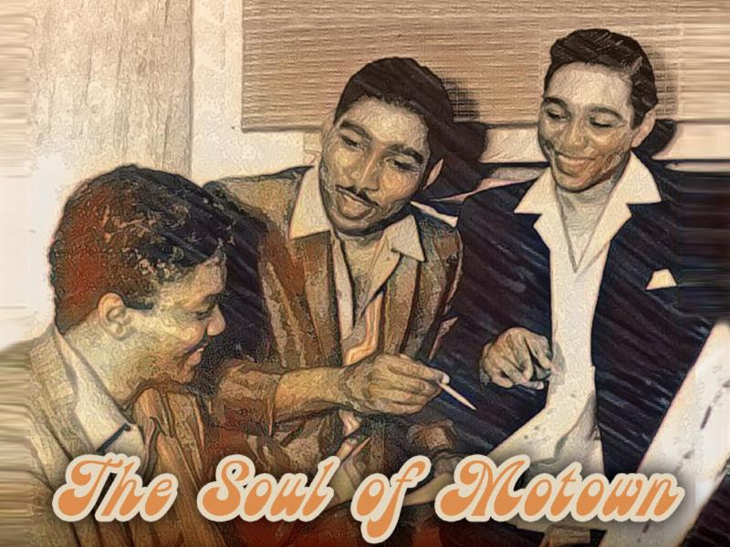 A graphic for The Soul of Motown at Stage West Calgary