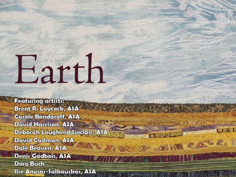 A poster for Earth