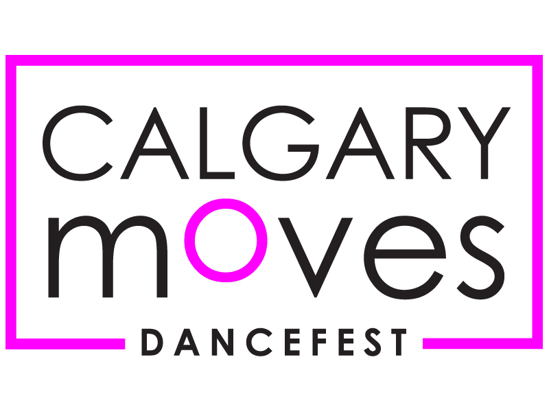 Calgary Moves Dancefest logo