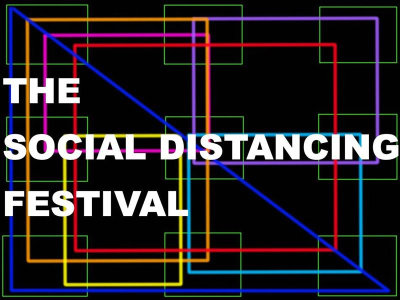 The Social Distancing Festival logo