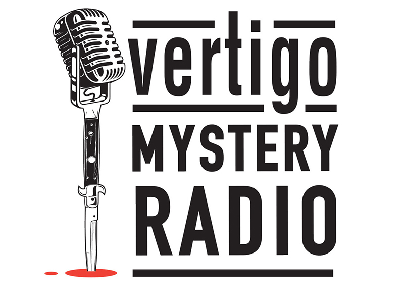 Vertigo Mystery Radio logo