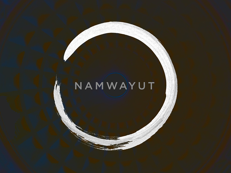 An image depicting the word Namwayut