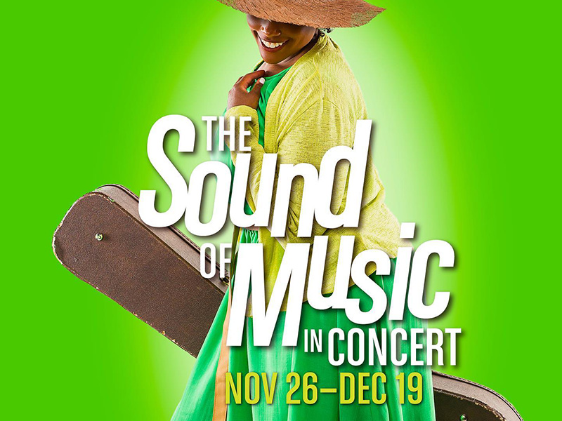 A graphic for The Sound of Music in Concert at StoryBook Theatre