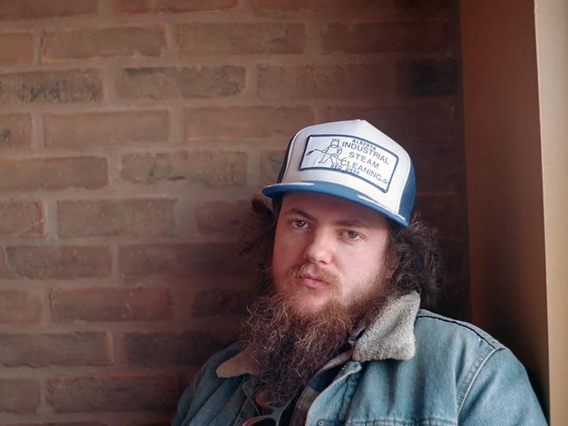 A promo photo of Carter Felker