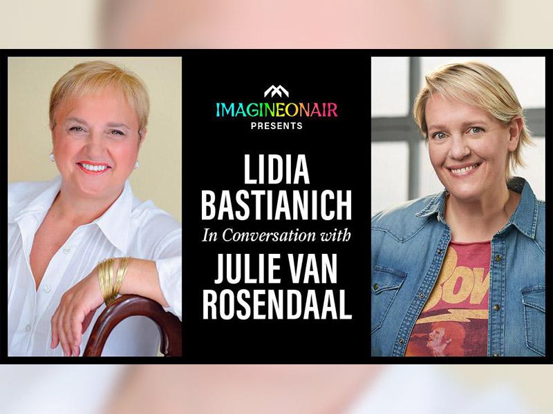 Imagine On Air presents Lidia Bastianich