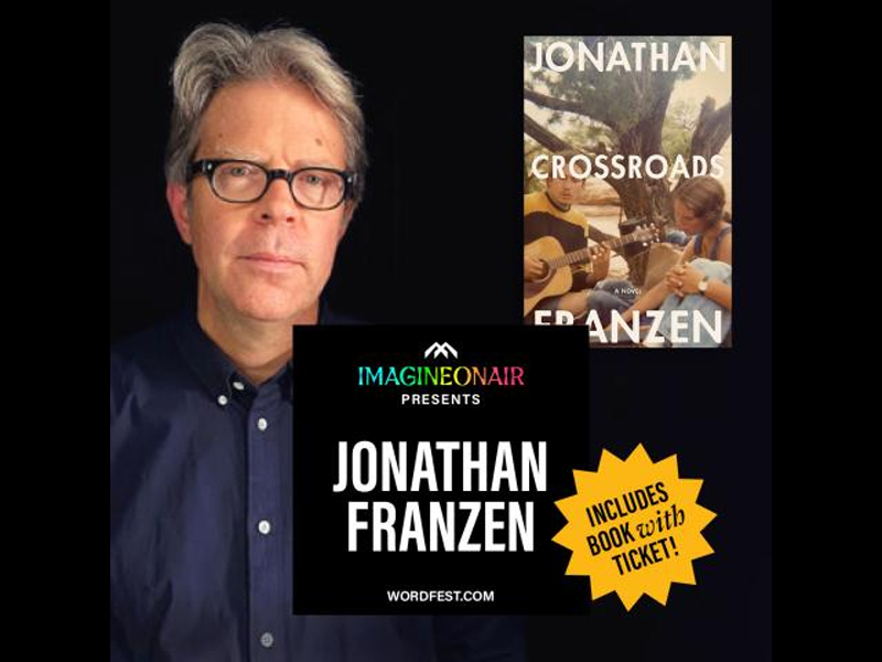 An image of Jonathan Franzen